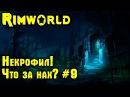 RimWorld beta 18 обзор, прохождение. У меня завёлся некрофил! Нападение мехов и огромные склады 9