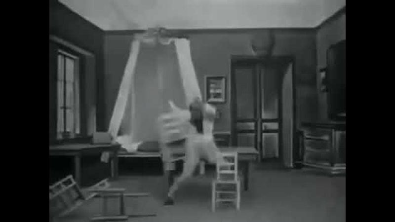 Le diable noir 1905 El diablo negro - Silent Short Film - Georges Méliès