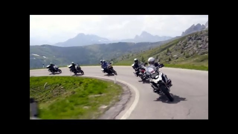 The Great Alpine Adventure | On Two Wheels
