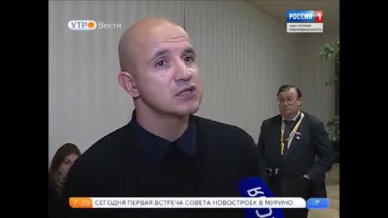 РОССИЯ 1. Сосновоборочка в кадре - зрители