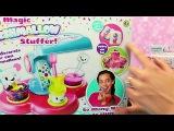 Sweet stuff magic marshmallow stuffer Волшебная зефирка Видео для детей