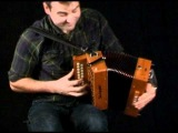 Tim Edey plays his tune 'Celtic Thunder' on the BC Sandpiper melodeonaccordion