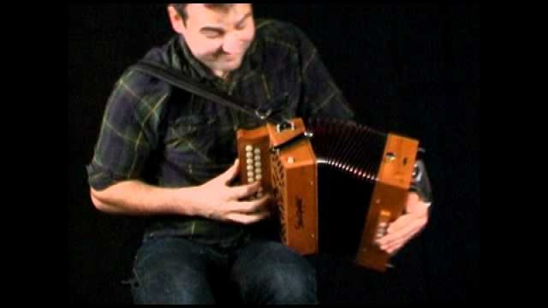 Tim Edey plays his tune 'Celtic Thunder' on the B C Sandpiper melodeon accordion