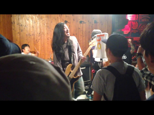 Waterweed KEEP AND WALK FEST 2016 @ 新宿Loft 20160611