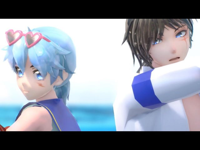 MMD seven knights .::東京サマーセッション/Tokyo Summer Session::.[Ace,Teo]