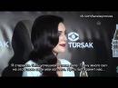 Интервью Бергюзар на столетии турецкого кино (23.03.2015)