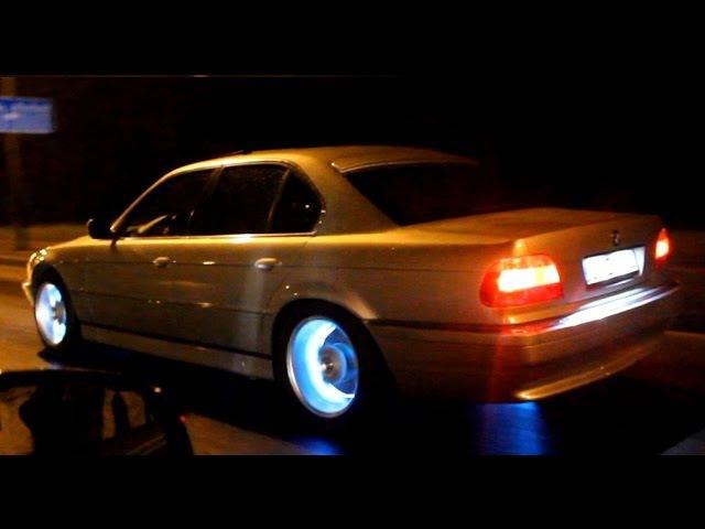 LED Lights Wheels Rims - Подсветка Дисков Колёс Автомобиля BMW 😍
