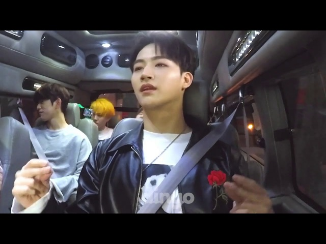 GOT7 You are -ride car
