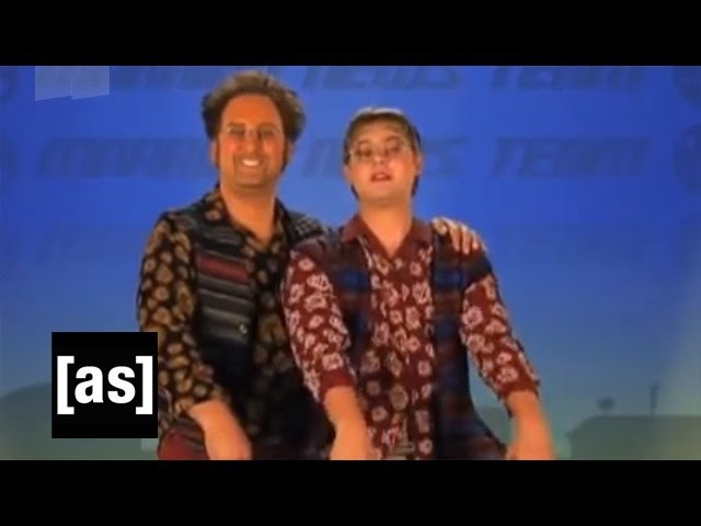 That's It For Dr. Steve Brule's Wine | Tim and Eric Awesome Show, Great Job! | Adult Swim