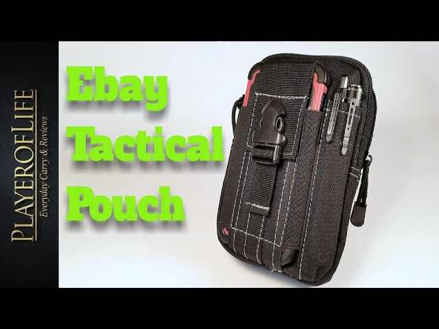 EDC Tactical Pouch -pocket organizer