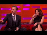 The Graham Norton Show S20E19 Tom Hiddleston, Ruth Wilson, Ricky Gervais, et al.
