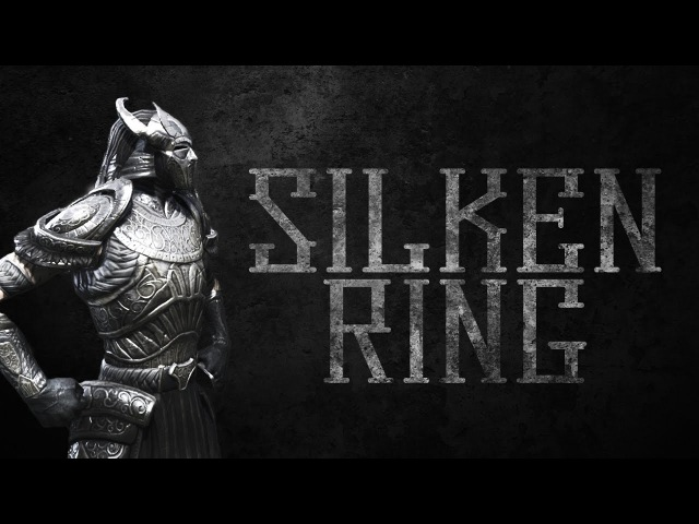 ESO Silken Ring Motif - Armor Weapon Showcase of Silken Ring Style in The Elder Scrolls Online