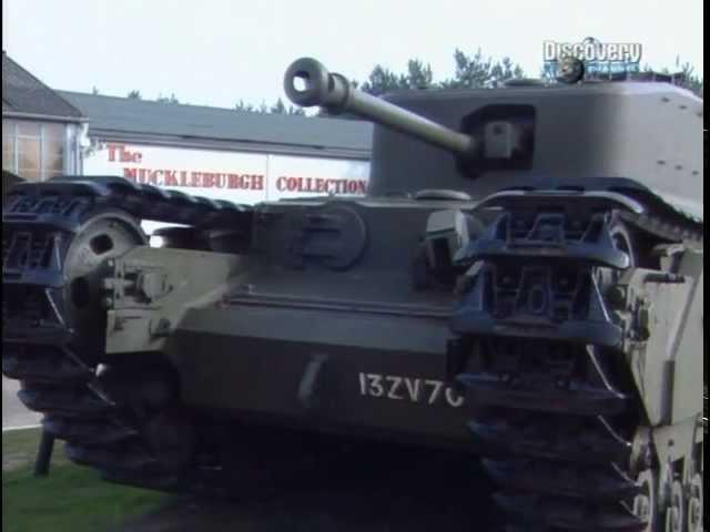 Discovery Танки Битва за Нормандию