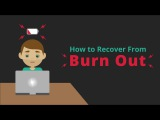 How to Recover from Being Burned Out Restore Motivation!  Brian Tracy