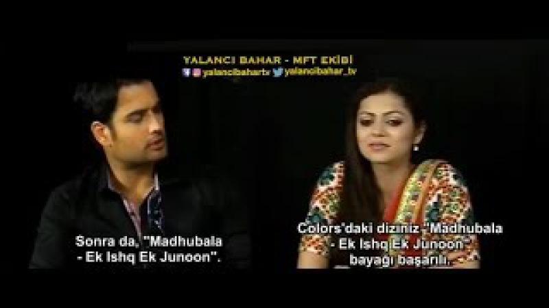 Yalancı Bahar - Madhubala Oyuncuları Talkshow (Türkçe Alt Yazılı)