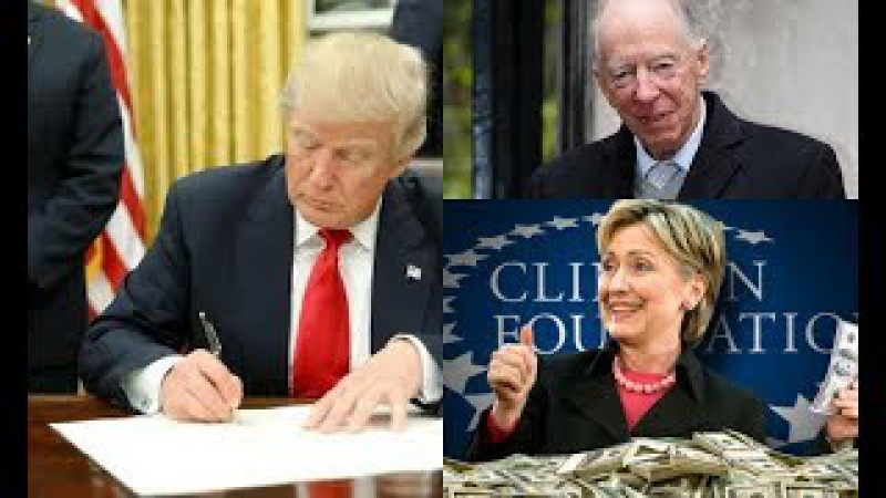 STOLEN WEALTH AND PROPERTIES RETURNED THROUGH TRUMPS EXECUTIVE ORDER