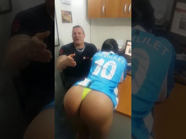 Comer umas putas pós jogo do gfbpa