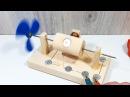 Как сделать бесколлекторный электродвигатель своими руками