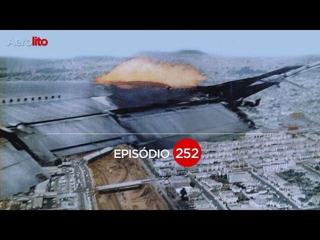 A HISTÓRIA DO PAN AM 843 EP 252