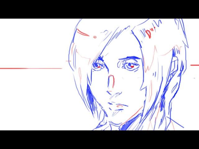 Practicing sakuga - flash animation (PART 2)