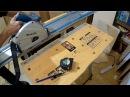 Верстак Бош BOSCH PWB 600. Складной столярный стол для домашней мастерской