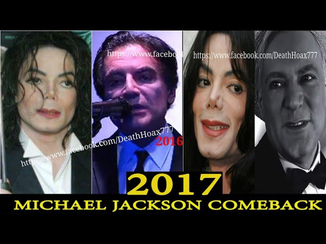 OMG! Michael Jackson is BACK 2017 NEW LIFE NEW DISGUISE STILL ALIVE