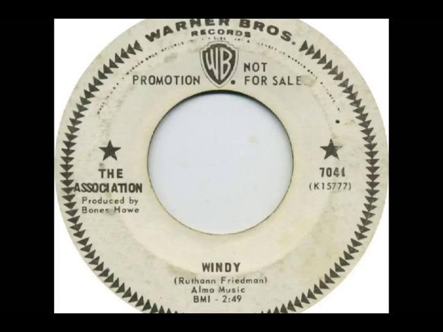 Association - Windy (1967)