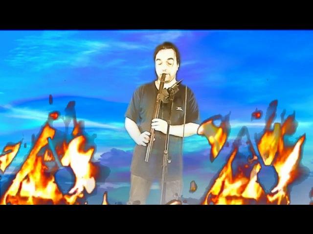 Jimes McKale - Navajo Wind Song (flute)