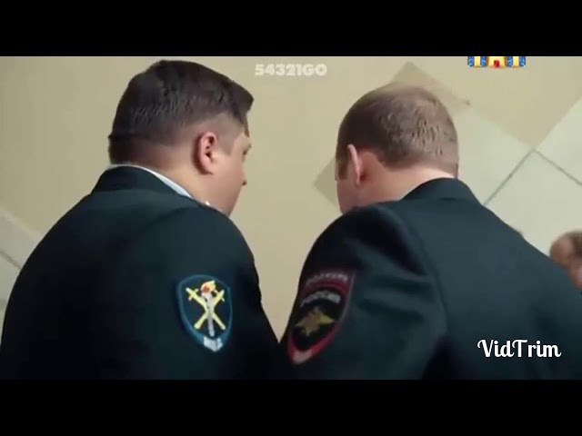 Мухич и Подполковник Яковлев НЕОНАЦИЗМ Полицейский