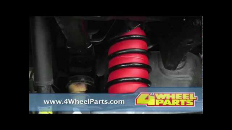Air Lift 1000 Kit Installation - Improve Ride, Handling, Stability with the Air Lift 1000