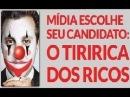 QUEM É LUCIANO HUCK QUEM É O TIRIRICA DOS RICOS