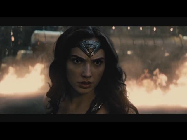 Batman v Superman Dawn of Justice - Doomsday Fight