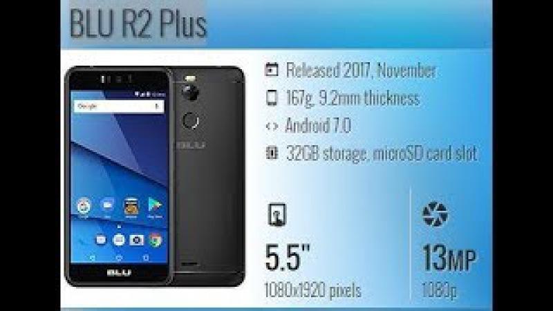BLU R2 LTE ROM 16GB, RAM 2GB Unboxing, First Impressions