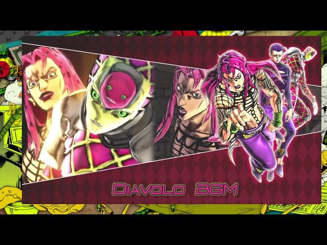 JoJo's Bizarre Adventure: Eyes of Heaven OST - Diavolo Battle BGM
