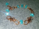 Tutorial easy bracelet for beginners - Handmade jewelry 28