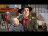 RARE Michael Jackson Visits an Orphanage in Moscow The Real Michael Jackson Ep. 1
