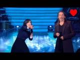 Florent Pagny et Indila L