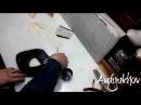 Делаем женские туфли лодочки часть 2 / How to make high heels shoes for woman part 2
