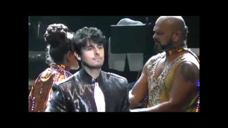 Sonu Nigam Live - Full Concert - In Moscow - One Evening In Russia - 10th August 2013