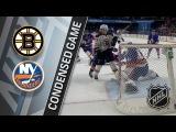 011818 Condensed Game Bruins @ Islanders