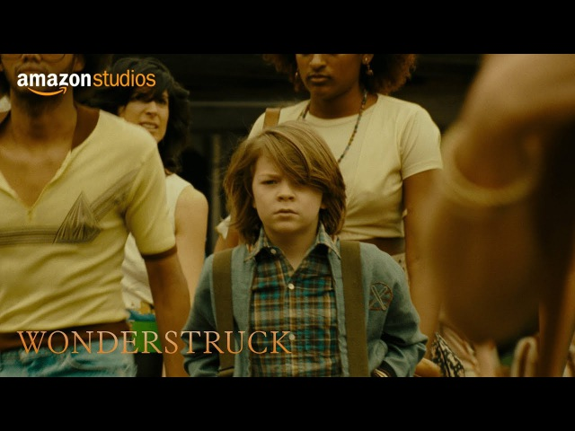 Wonderstruck – Clip: Ben and Rose in New York | Amazon Studios