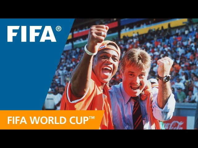 World Cup Highlights: Argentina - Netherlands, France 1998