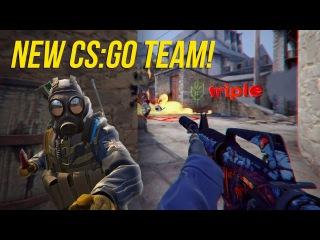 Sprout CS:GO Team Announcement - Spiidi, kRYSTAL, denis, innocent, zehN