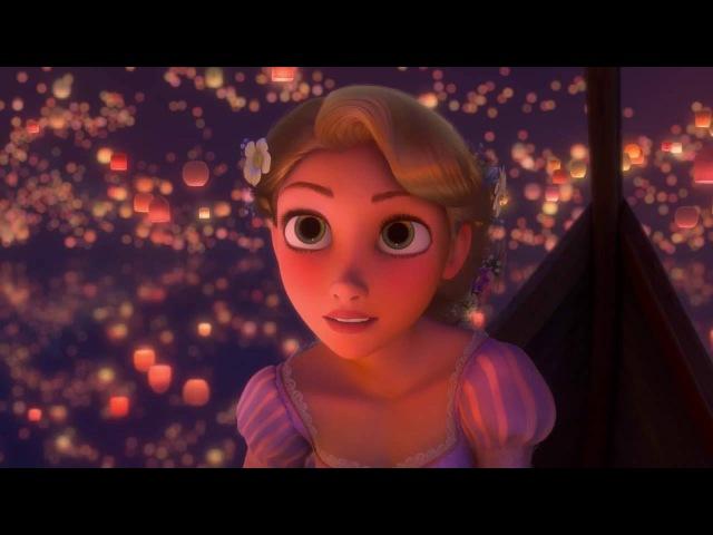Rapunzel - Endlich sehe ich das Licht