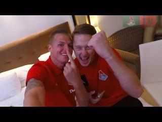 Много голов и троллинга – Тарасов, Баринов, Миранчуки сыграли в FIFA18!