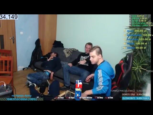 PĘDZEL NOKAUTUJE ADRIANA/KSW LUMPÓW - Bystrzak TV