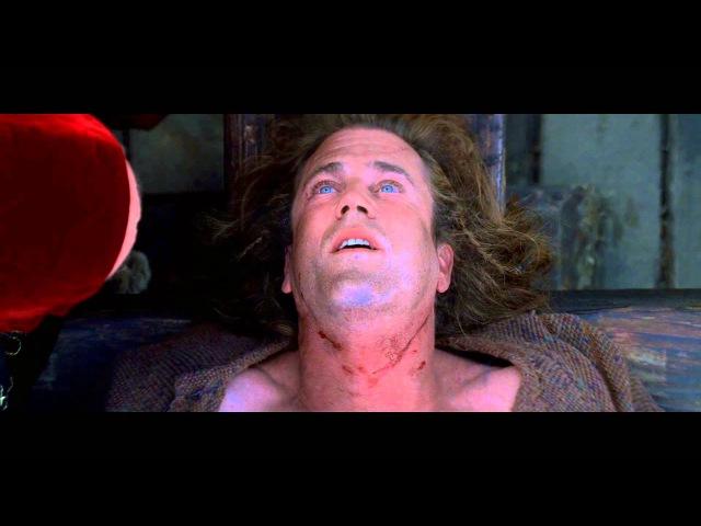 Braveheart 1995 - Freedom Scene Full - Full HD