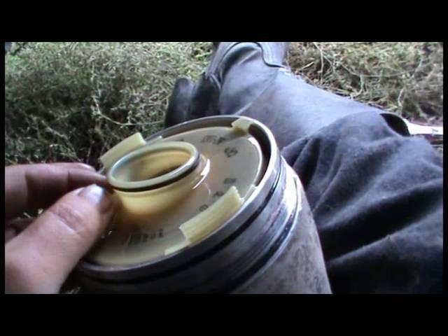 ТО 2000 моточасов.Часть 2.Замена масла и фильтра в гидросистеме.