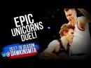 The Game UNICORN FACED A UNICORN! - 2018 EPiC Duel! | FreeDawkins
