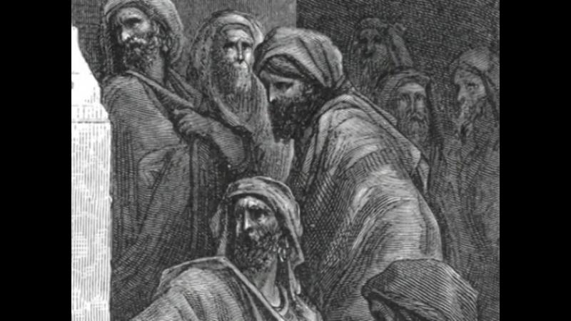 ИЕРОНИМ БОСХ. Терновый венец (из цикла Библейский сюжет)